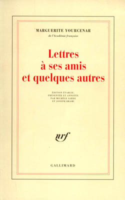 Lettres a ses amis